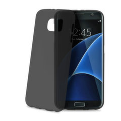 Samsung Galaxy S7 EDGE Frost by Celly Black