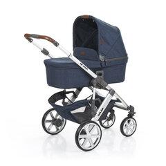 Universalus vežimėlis ABC Design Salsa 4 (2in1), admiral kaina ir informacija | Vežimėliai | pigu.lt