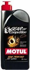 Transmisinė alyva Motul Gear Competition 75W140, 1L