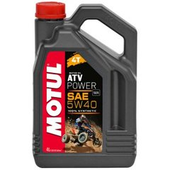 Alyva MOTUL ATV POWER 4T 5W40, 4L