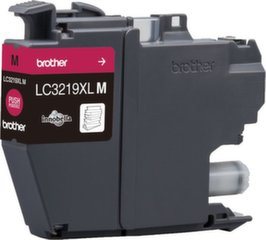 BROTHER LC-3219XLM Ink Magenta (1500 pages) kaina ir informacija | BROTHER LC-3219XLM Ink Magenta (1500 pages) | pigu.lt