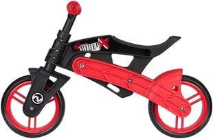 Балансировочный велосипед Nijdam, красный