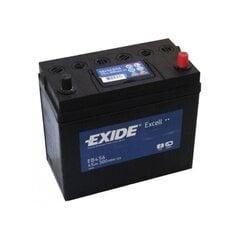 Akumuliatorius EXIDE Excell EB456 45Ah 300A kaina ir informacija | Akumuliatoriai | pigu.lt
