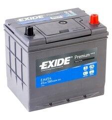 Akumuliatorius Exide Premium EA654 65Ah 580A kaina ir informacija | Akumuliatorius Exide Premium EA654 65Ah 580A | pigu.lt