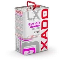XADO Atomic Luxury Drive variklinė alyva 5W-40 (4L)