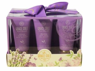 Rinkinys Grace Cole Fresh Lavender Luxury