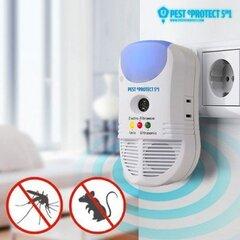 Aparatas atbaidantis kenkėjus Pest eProtect 5in1 kaina ir informacija | Namai | pigu.lt
