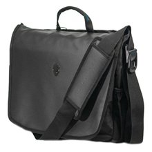 "Dell Alienware 460-BCBW 17 "", Black, Shoulder strap, Messenger - Briefcase"