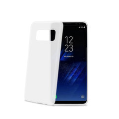 Samsung Galaxy S8 cover Frost by Celly Black
