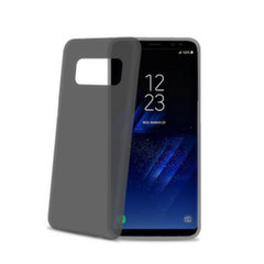 Samsung Galaxy S8+ cover Frost by Celly Black
