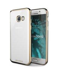 Samsung Galaxy A3(2017) cover Geljacket By Xdoria Gold