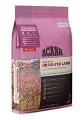Acana Grass-Fed Lamb Dog visų veislių šunims, 11,4 kg kaina ir informacija | Acana Grass-Fed Lamb Dog visų veislių šunims, 11,4 kg | pigu.lt