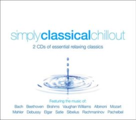 CD SIMPLY Classical Chillout (2CD)