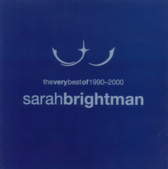 "CD SARAH BRIGHTMAN ""The Very Best Of 1990-2000"""