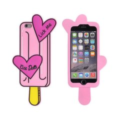 Forcell Soft Silicone 3D Back Case Samsung J320F Galaxy J3 (2016) Ice Lolly