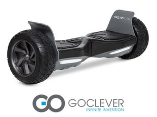 "Goclever City Board suv 8"", Juodas"