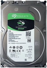 Seagate BarraCuda 4TB, SATA/600 (ST4000DM004) kaina ir informacija   Vidiniai kietieji diskai (HDD, SSD, Hybrid)   pigu.lt
