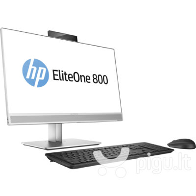 "HP EliteOne 800 G3 23.8"" NT AIO/i5-7500/8GB/256GB PCIe NVMe/DVDRW/NoMouse/Adj Stand/WLAN/BT/vPRO/W10p64/3YW"