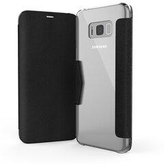Samsung Galaxy S8+ case Engage Folio by Xdoria Black