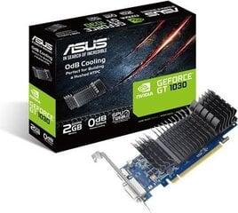 Asus GT 1030 2GB GDDR5 (64 bit), DVI-D, HDMI, BOX (GT1030-SL-2G-BRK) kaina ir informacija | Asus GT 1030 2GB GDDR5 (64 bit), DVI-D, HDMI, BOX (GT1030-SL-2G-BRK) | pigu.lt
