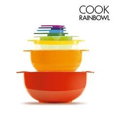 Virtuvės indų rinkinys Cook Rainbowl, 8 vnt.