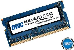 OWC SO-DIMM DDR3 8GB 1600MHz CL11 Low Voltage Apple Qualified (OWC1600DDR3S8GB)