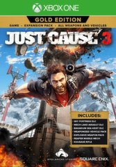 Just Cause 3 Gold Edition, Xbox One kaina ir informacija | Just Cause 3 Gold Edition, Xbox One | pigu.lt