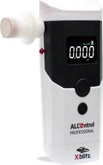 Xblitz Alcontrol Professional алкотестер цена и информация | Алкотестеры | pigu.lt