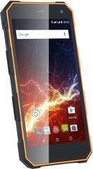 MyPhone HAMMER Energy, Dual SIM, Juoda