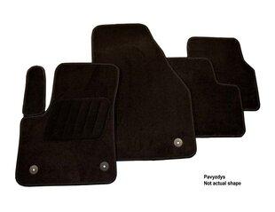 Kilimėliai ARS FORD FIESTA 1999-2002 /14 Velour kaina ir informacija | Modeliniai tekstiliniai kilimėliai | pigu.lt