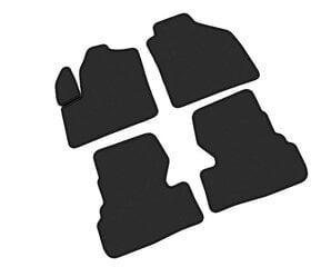 Kilimėliai ARS FORD TOURNEO CONNECT 2002-2013 /14 PureColor Kraštas apsiūtas siūlais Rusva spalva kaina ir informacija | Modeliniai tekstiliniai kilimėliai | pigu.lt