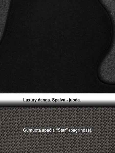Kilimėliai ARS HYUNDAI SANTA FE 2006-2010 /16\2 Luxury internetu
