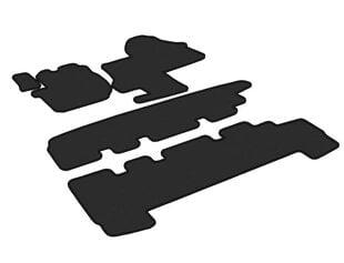 Kilimėliai ARS RENAULT TRAFIC 2001-2014 (8 v. I, II ir III e.) /MAX4 PureColor kaina ir informacija | Modeliniai tekstiliniai kilimėliai | pigu.lt