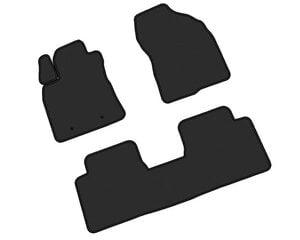 Kilimėliai ARS TOYOTA AVENSIS 2009-> /16\2 Luxury kaina ir informacija | Modeliniai tekstiliniai kilimėliai | pigu.lt