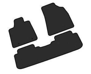 Kilimėliai ARS TOYOTA HIGHLANDER 2007-2013 (I ir II eilė) /16\2 Velour kaina ir informacija | Modeliniai tekstiliniai kilimėliai | pigu.lt