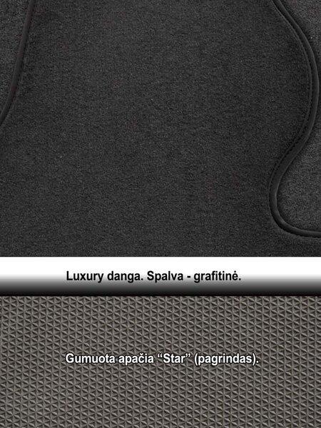 Kilimėliai ARS VOLVO S40/V40 2000-2001 /14\1 Luxury