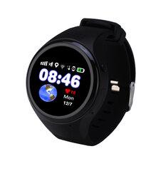 Telefonas GPS Seklys ZGPAX S88L, Juodas