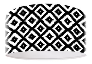 Šviestuvas Black-and-white pattern
