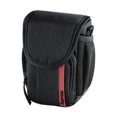 Fotoaparato krepšys Hama Nashville, 90, juodai raudonas