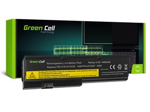 Green Cell Laptop Battery for Lenovo IBM ThinkPad X220