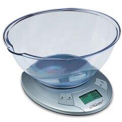 Virtuvinės svarstyklės Maestro MR1801 kaina ir informacija | Svarstyklės (virtuvinės) | pigu.lt