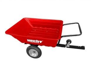 Priekaba Hecht 53080 kaina ir informacija | Sodo traktoriukai | pigu.lt