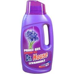 Dr. House skalbimo skystis Lavender, 1,5 L kaina ir informacija | Skalbimo priemonės | pigu.lt