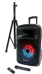 Nešiojama Manta SPK5017 ERIE Karaoke kolonėlė kaina ir informacija | Garso kolonėlės | pigu.lt