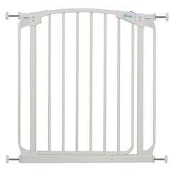 Saugos varteliai Dreambaby® Chelsea, 71-82 cm, iki 136 cm, balta
