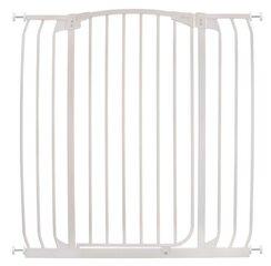 Aukšti saugos varteliai Dreambaby® Chelsea, 97-108 cm, balta