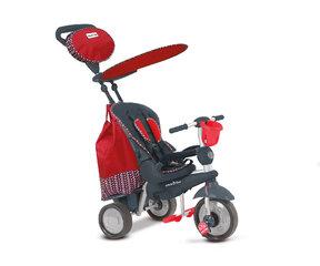 Triratukas Smart Trike Splash 5 in1, raudonas kaina ir informacija | Triratukai | pigu.lt