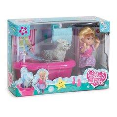 Rinkinys mergaitėms Lėlytė ir jos augintinis kaina ir informacija | Žaislai mergaitėms | pigu.lt