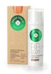 BB veido kremas Green Feel 50 ml