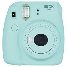 Fujifilm INSTAX 9 ICE BLUE + 10 пленок